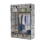 Dulap pentru haine 1100x460x1680 mm , HB-2117A