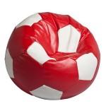 Fotoliu-sac Bean bag   Fotball med (culoare 11-14)