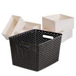Cutii,coșuri și containere