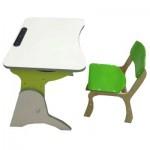 Masuța cu scaun pentru copii